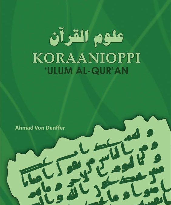 Koraanioppi